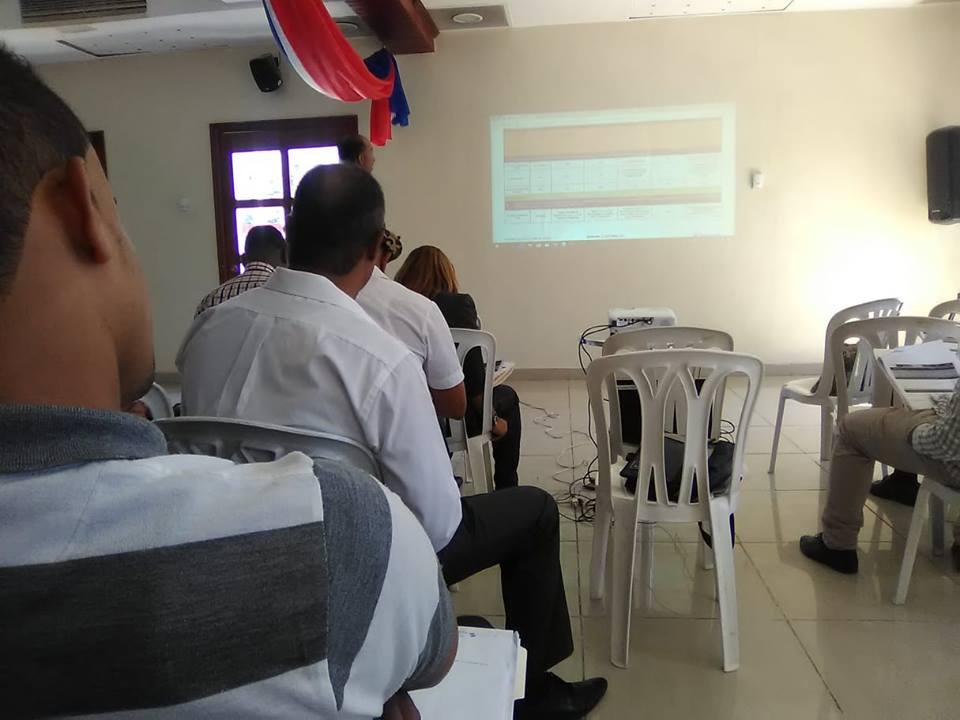 Taller de Introducción SISMAP Municipal: Evidencias y Requerimientos