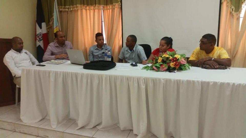 Visita del SISMAP Al Ayuntamiento