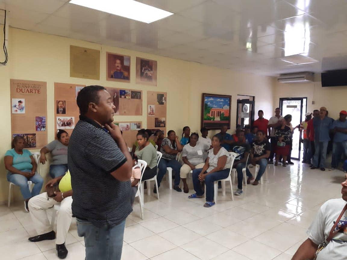 Última Reunión de Diciembre con empleados del Ayuntamiento