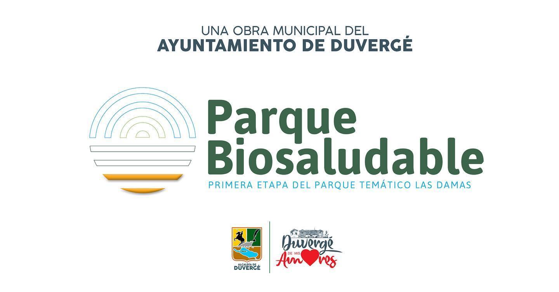 Imágenes en perspectiva del Parque Biosaludable ue construiremos dónde funcionaba el antiguo Parque Infantil, frente al Barrio Brisas del Río.